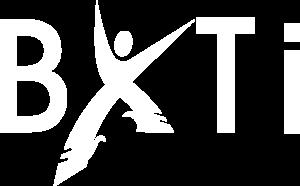 BXTI logo white
